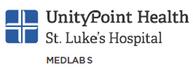 St. Lukes Hospital Cedar Rapids